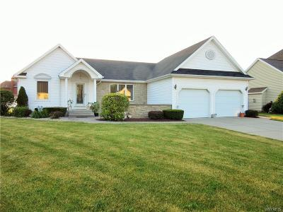 Wheatfield Single Family Home A-Active: 2823 Thornwoods Drive