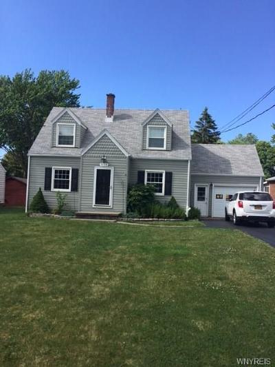 Niagara Falls Single Family Home A-Active: 9138 Shantz Avenue