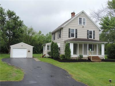 Grand Island Single Family Home A-Active: 2538 Fix Road