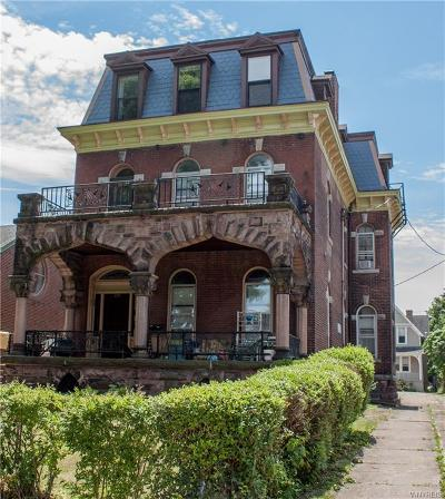 Buffalo Multi Family 5+ A-Active: 239 Lafayette Avenue