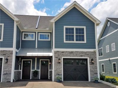 Ellicottville Condo/Townhouse A-Active: 17 Glen Burn Trail