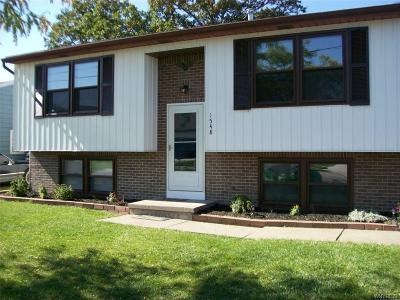 Niagara Falls Single Family Home A-Active: 1548 Benjamin Drive