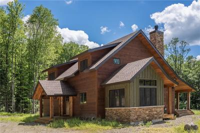 Ellicottville Single Family Home A-Active: 6405 Witch Hollow Road