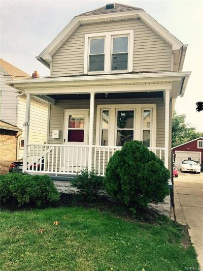 Lackawanna Multi Family 2-4 A-Active: 33 Caldwell Place