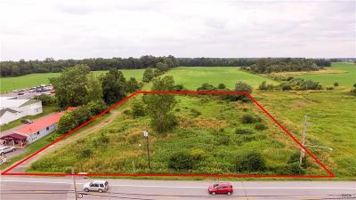 Perry Residential Lots & Land A-Active: North Center Street