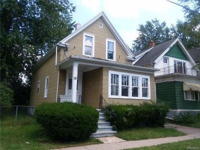 Buffalo Single Family Home A-Active: 93 Sattler Avenue