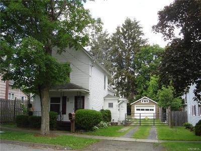 Olean, Olean-city, Olean-town Single Family Home A-Active: 305 East Oak Street