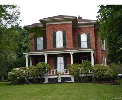 Perry Single Family Home A-Active: 28 South Center Street