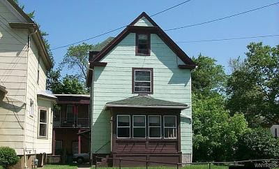 Niagara Falls Single Family Home A-Active: 1940 Lockport Street