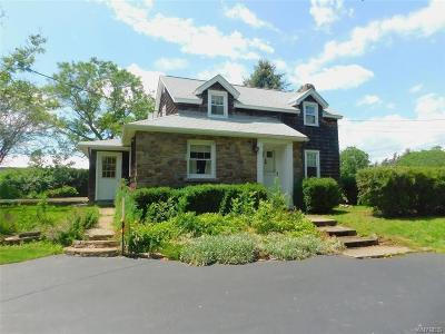 Single Family Home Sold: 2816 Upper Mountain Road
