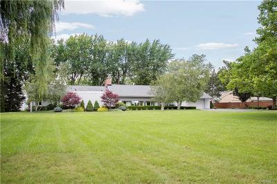 Single Family Home A-Active: 5946 Old Lakeshore Road