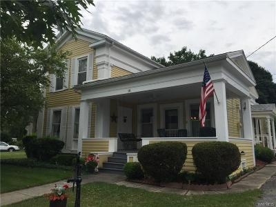 Oakfield Single Family Home A-Active: 10 South Main Street