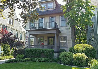 Buffalo Single Family Home A-Active: 75 Windsor Avenue