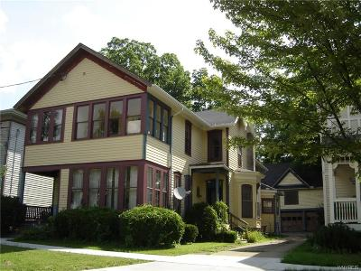 Olean, Olean-city, Olean-town Single Family Home A-Active: 230 North 3rd Street