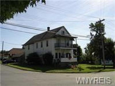 Olean, Olean-city, Olean-town Single Family Home A-Active: 1826 Johnson Street