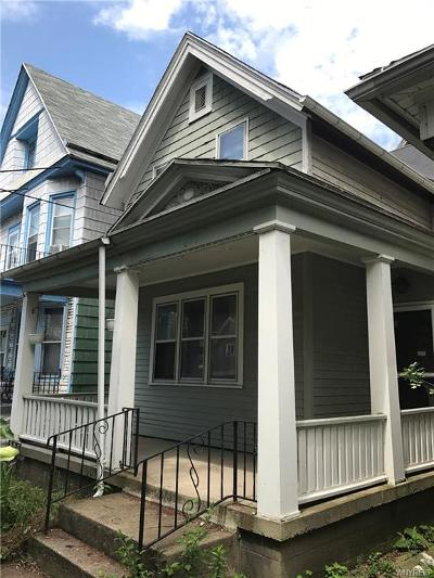 Buffalo Single Family Home A-Active: 699 Prospect Avenue