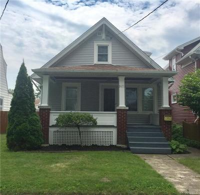 Single Family Home Sold: 2471 Linwood Avenue