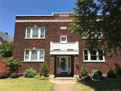 Buffalo Multi Family 5+ U-Under Contract: 3382 Bailey Avenue