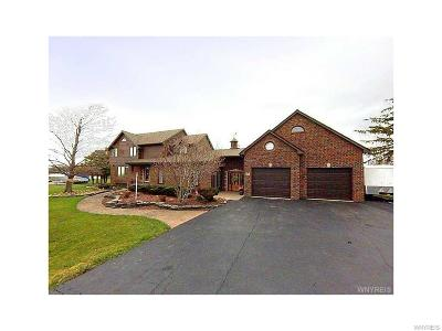 Evans Single Family Home A-Active: 976 Sturgeon Pointe Road