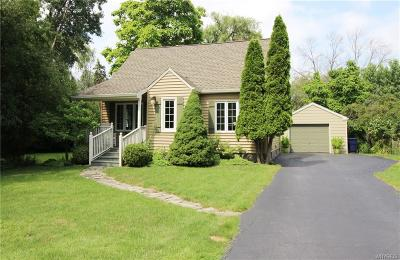 Amherst NY Single Family Home P-Pending Sale: $119,888