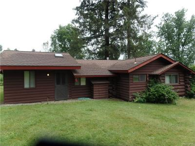 Single Family Home A-Active: 5448 Java Lake Road