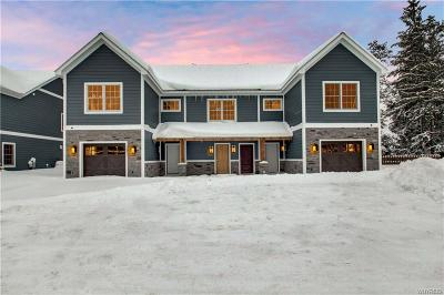 Ellicottville Condo/Townhouse A-Active: 6 Glen Burn Trail