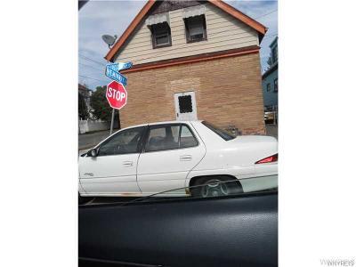 Buffalo Multi Family 2-4 A-Active: 61 South Crossman Street