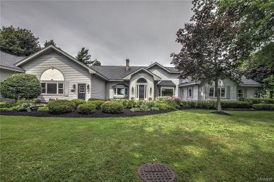 Single Family Home A-Active: 5760 Old Lake Shore Road