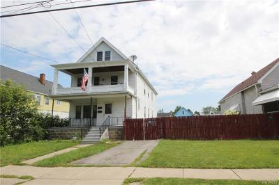 Buffalo NY Multi Family 2-4 P-Pending Sale: $79,888