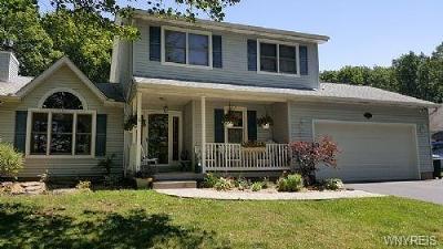 Eden Single Family Home A-Active: 8355 Cherry Lane