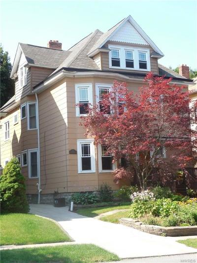 Buffalo Single Family Home A-Active: 805 Auburn Avenue