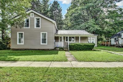 Ellicottville Single Family Home A-Active: 4 Mechanic Street