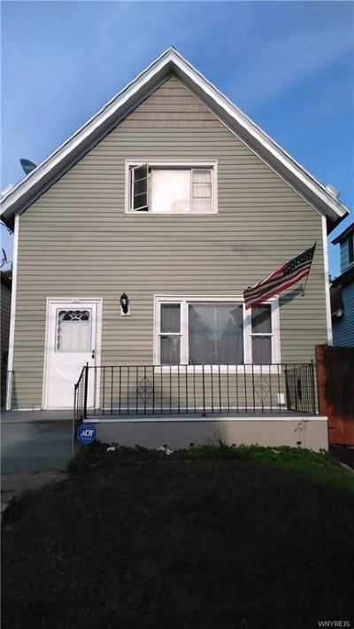 Buffalo Single Family Home A-Active: 387 Herkimer Street