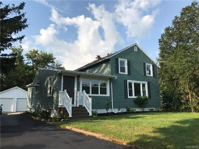 Orchard Park Single Family Home A-Active: 5031 Armor Duells Road