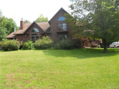 Bethany Single Family Home A-Active: 9531 Putnam Road