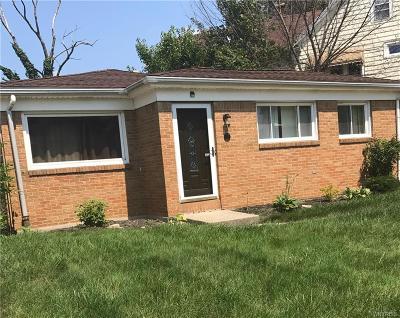 Buffalo Single Family Home A-Active: 80 Benwood Avenue