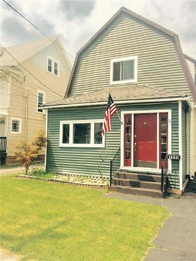 Lackawanna Single Family Home A-Active: 1693 Electric Avenue