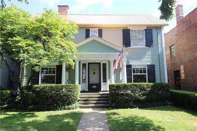 Buffalo Single Family Home A-Active: 147 Bidwell Parkway
