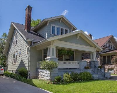 Buffalo Single Family Home A-Active: 124 Fordham Drive