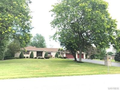 Clarence Single Family Home A-Active: 7735 Northfield Road