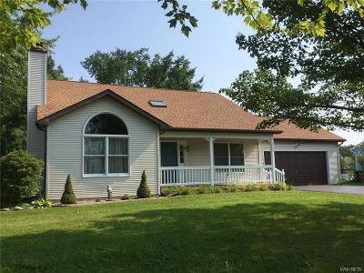 Orchard Park Single Family Home A-Active: 5360 Powers Road