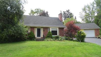 Orchard Park Single Family Home A-Active: 6079 Bunting Road