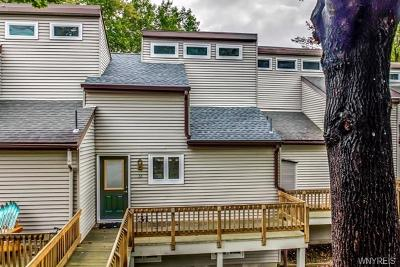Ellicottville Condo/Townhouse A-Active: 31 Valley Village Road