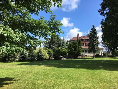 Clarence Single Family Home A-Active: 8300 Greiner Road