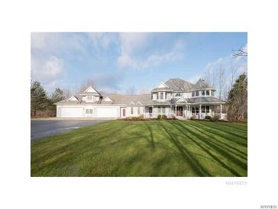 Single Family Home A-Active: 4090 Burch Road