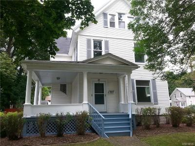 Warsaw Single Family Home A-Active: 37 Livingston Street