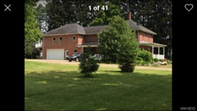 Allegany Single Family Home A-Active: 2460 Five Mile Road