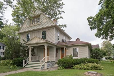 Lewiston Single Family Home A-Active: 125 South 5th Street