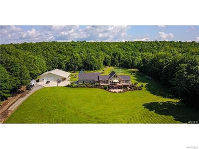 Single Family Home A-Active: 7044 East Arcade Road