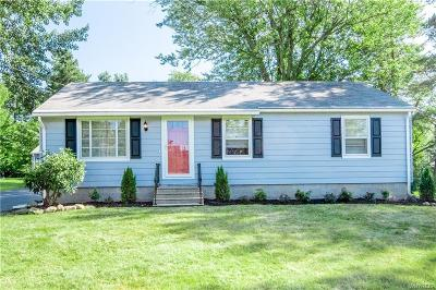 Orchard Park Single Family Home A-Active: 7399 Michael Road
